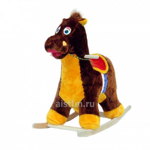 Качалка мягкая Лошадь