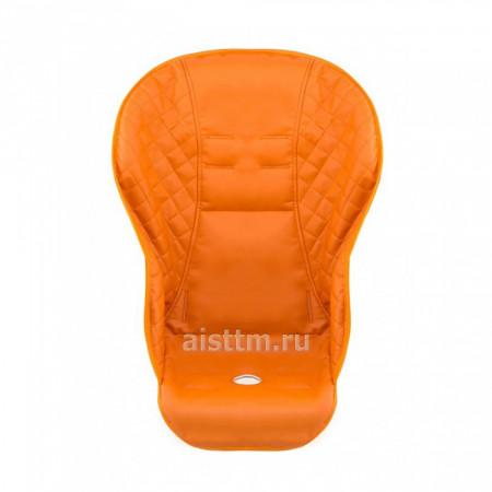 Универсальный чехол для детского стульчика - оранжевый