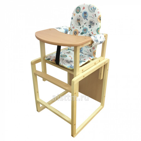 Стол-стул для кормления БУТУЗ ПЛЮС - совята