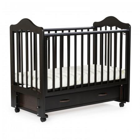 Детская кровать BEBIZARO FILLMORE колесо-маятник-ящик