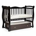 Детская кровать BEBIZARO JAMESON ( универсальный маятник и ящик)