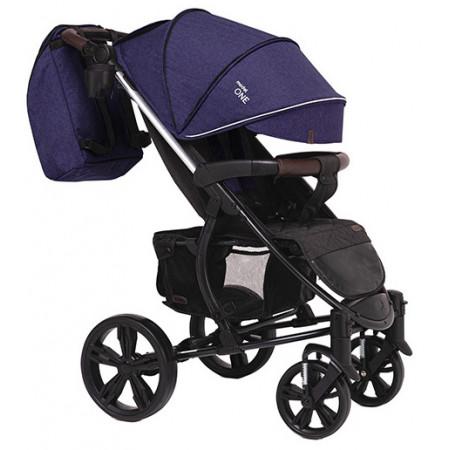 Коляска прогулочная Bubago Model One - фиолетовый