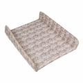 Накладка (матрасик) на комод для пеленания