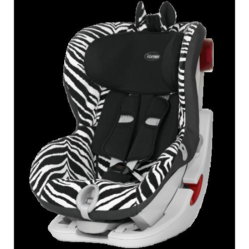 Автокресло Romer KING II LS Zebra 9-18 кг