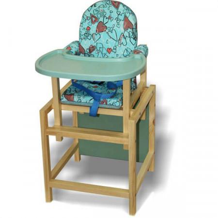 "Стол-стул ""СТД 07"" (пласт. столешница)"