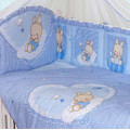Комплект в кроватку СТЕПАШКА (7предметов)