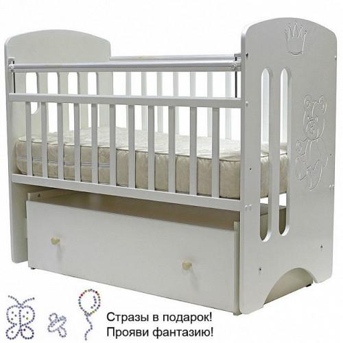 """Кроватка детская """"Каролина"""""""