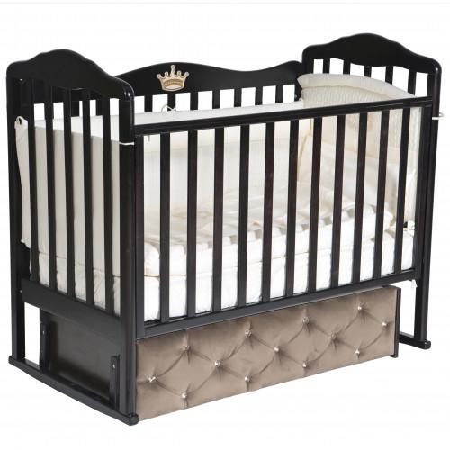 Кроватка детская HELEN 8 ящик+универсальный маятник