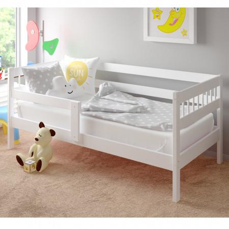 Кровать Подростковая HANNA NEW  - белый