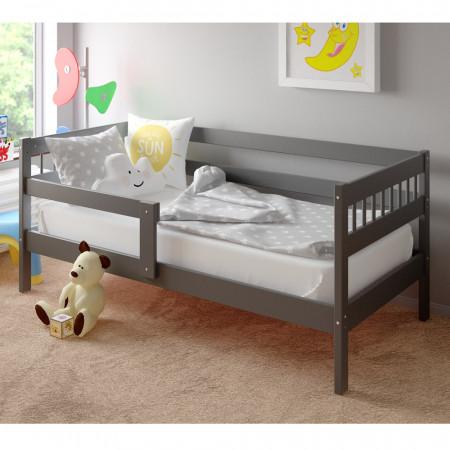 Кровать Подростковая HANNA NEW  - графит