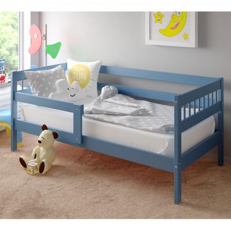 Кровать Подростковая HANNA NEW  - индиго