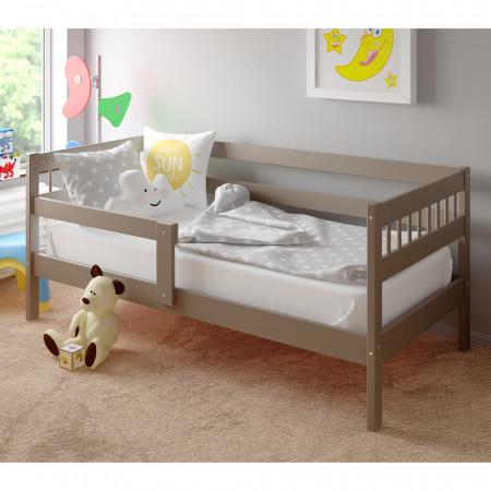 Кровать Подростковая HANNA NEW  - капучино