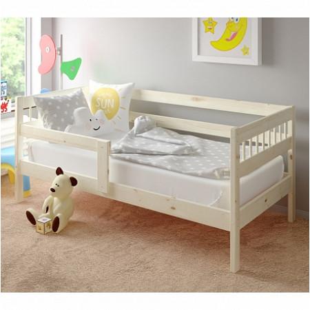 Кровать Подростковая HANNA NEW  - натуральный