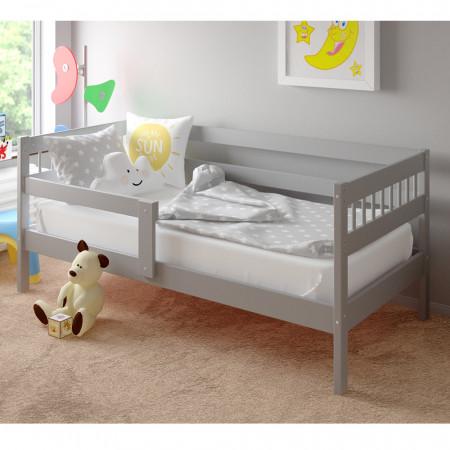 Кровать Подростковая HANNA NEW  - серый