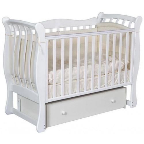Кровать детская Luiza-3,(универсальный маятник)