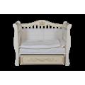 Кровать детская Luiza-333 универсальный маятник