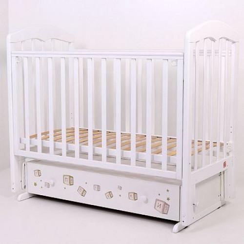 Кроватка детская Топотушки Лучик маятник универсальный