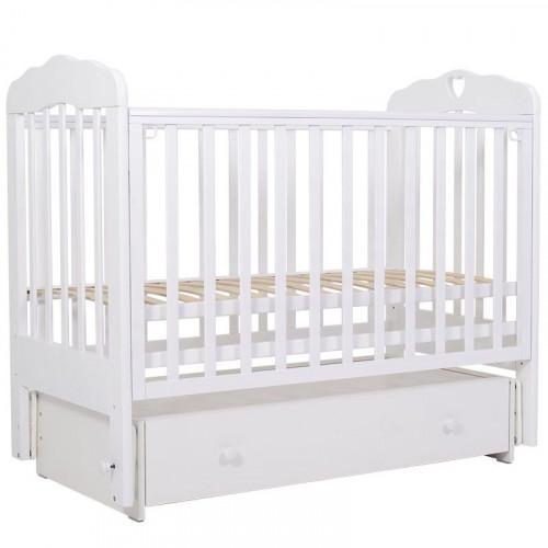 Кровать детская Топотушки Мария-6 сердечко