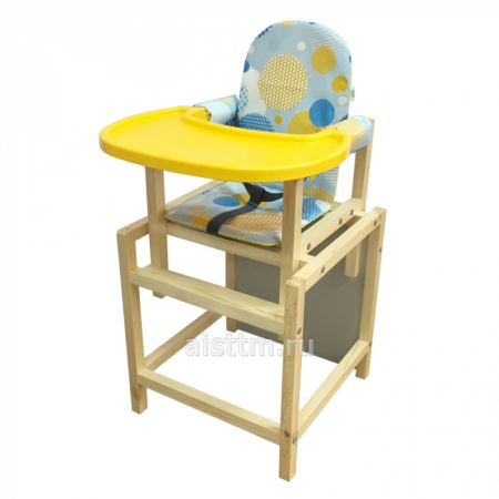Стол-стул СТД 07 плюс -  blue