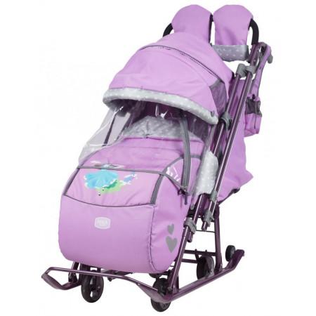 Санки-коляска Ника Детям 7-4 (НД7-4)