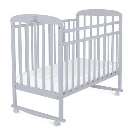 Кровать детская Милана колесо-качалка