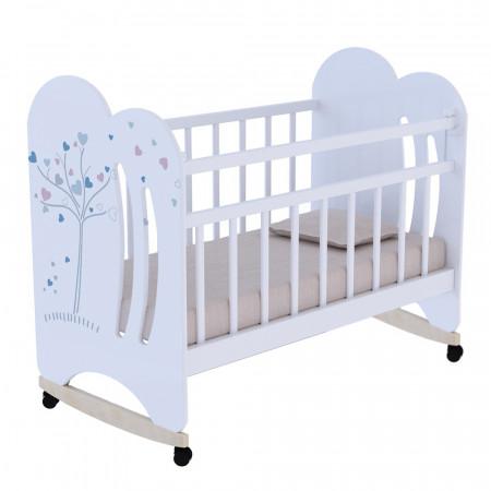 Кровать детская WIND TREE колесо-качалка