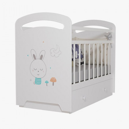 Кровать детская Lucy маятник, ящик