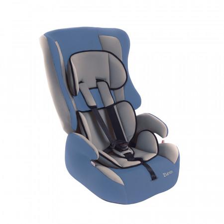 Автокресло ATLANTIC Lux, гр. 1+2+3 (9-36кг) - синий