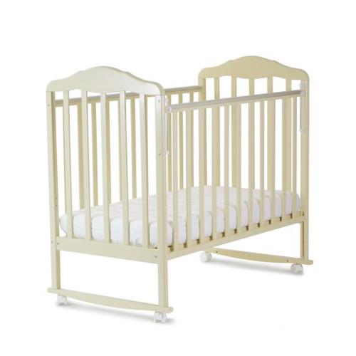 Кровать детская Березка колесо-качалка