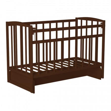 Кровать детская MAGICO-MINI 3 - тёмн орех